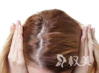女性头发稀疏怎么办 宁夏华美毛发种植专家告诉你