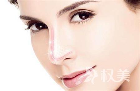 嘉兴鼻头鼻翼缩小价格 切口瘢痕隐蔽吗