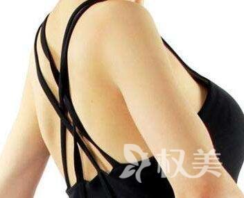 福州台江医院整形科背部吸脂多少钱 摆脱虎背熊腰