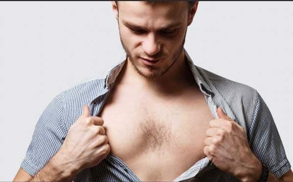 西安雍禾植发医院胸毛种植 散发无限男性狂野魅力