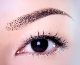 合肥军大医院植发医院眉毛种植的效果怎么样  可以维持多久