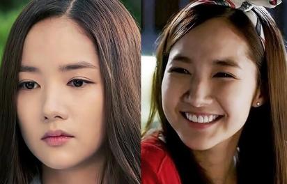 韓國整容高居在第一位 林珍娜明星變臉的全過程