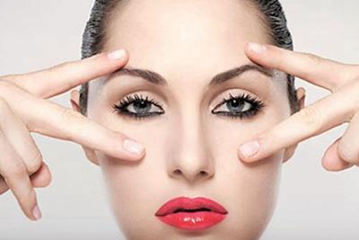 开眼角手术对比图 广州可玫尔艺美整形开眼角价格