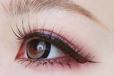 烟台华怡专业植发医院 睫毛种植过程图