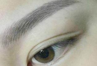 纹眉毛几天能洗脸 兰州韩美整形医院纹眉效果好吗
