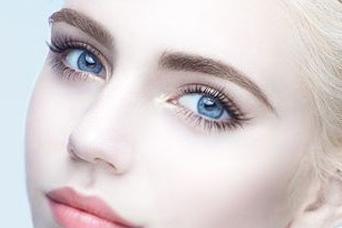 保定卓越整形医院内祛祛眼袋 自然微创 告别衰老
