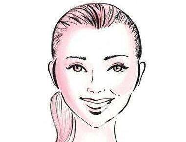 无锡坤如玛丽植发医院种植美人尖 艺术美学设计 缩小额头