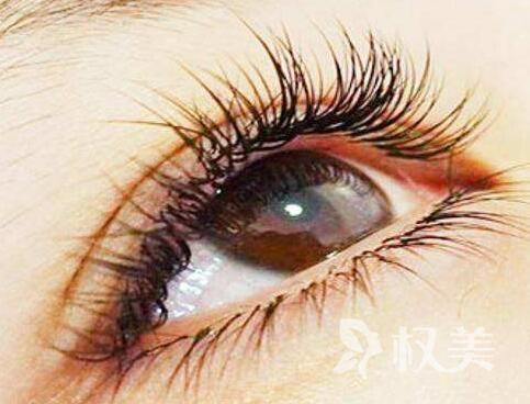 南京科发源睫毛种植价格表 种植后多久可以化妆