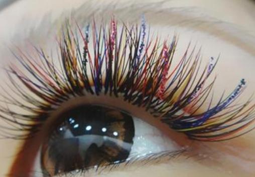 青岛洋美植了医院睫毛种植效果好不好 对眼睛有伤害吗