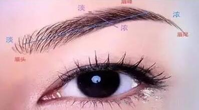 广州植德植发医院种眉毛需要多少钱 效果自然真实