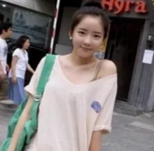 韩国女孩整容成杨颖 她整容之前到底是什么样子